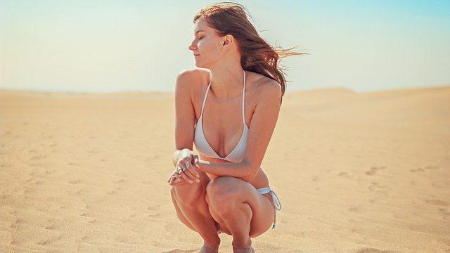 belleza verano